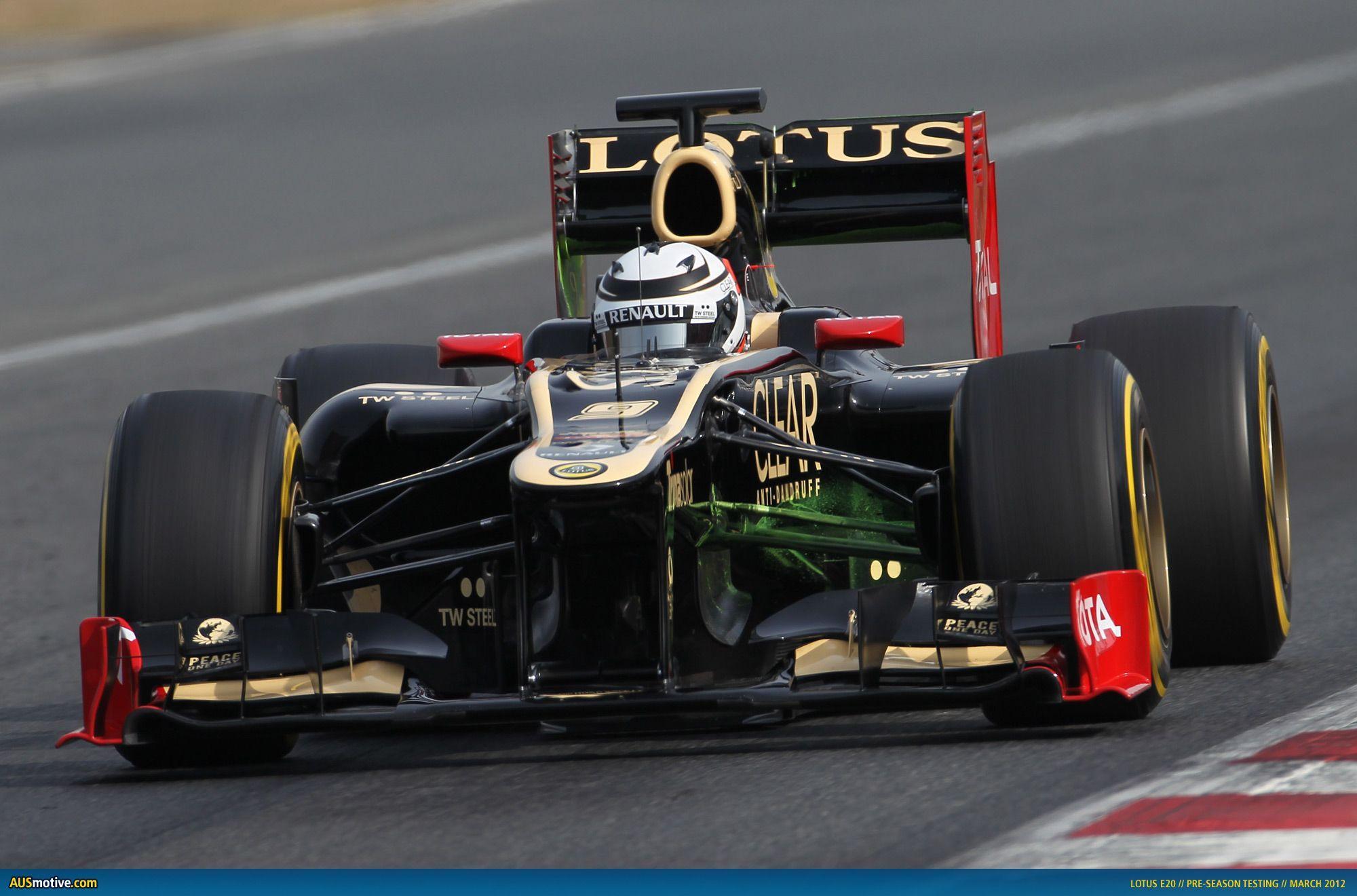 Team Lotus F1 Teams Background 5