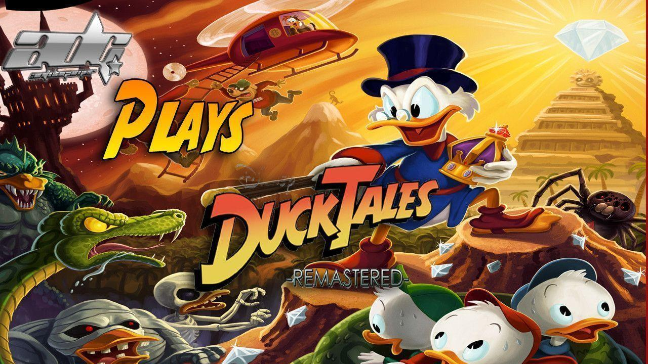 Ducktales remastered picture, Ducktales remastered image