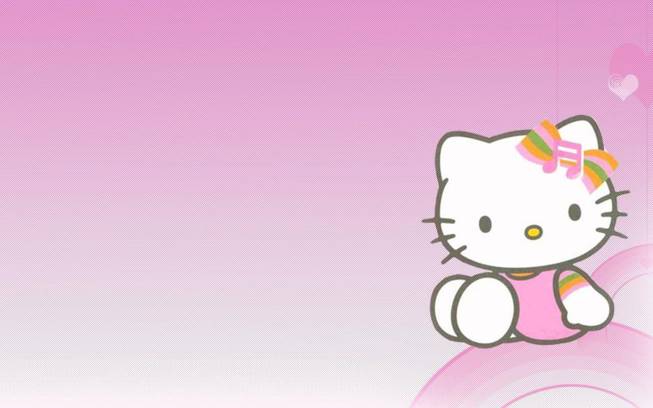 Image For > Hello Kitty Backgrounds Pink Wallpapers