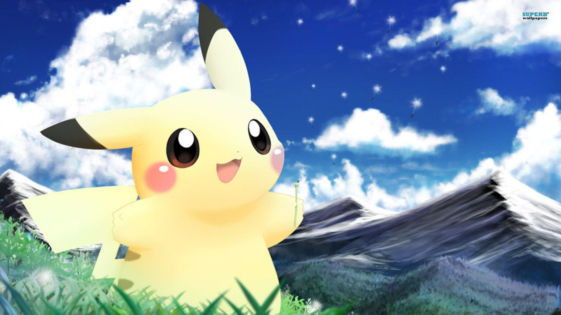 Wallpapers For > Pokemon Wallpapers Hd 1920x1080