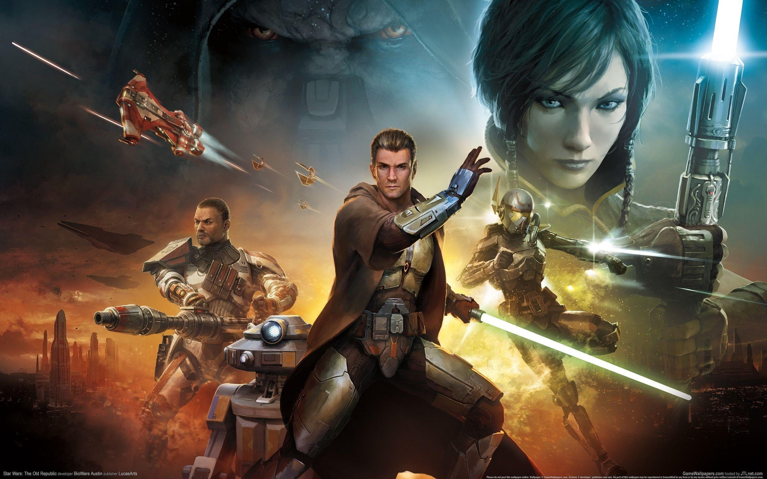 Star Wars The Old Republic Backgrounds Wallpaper Cave