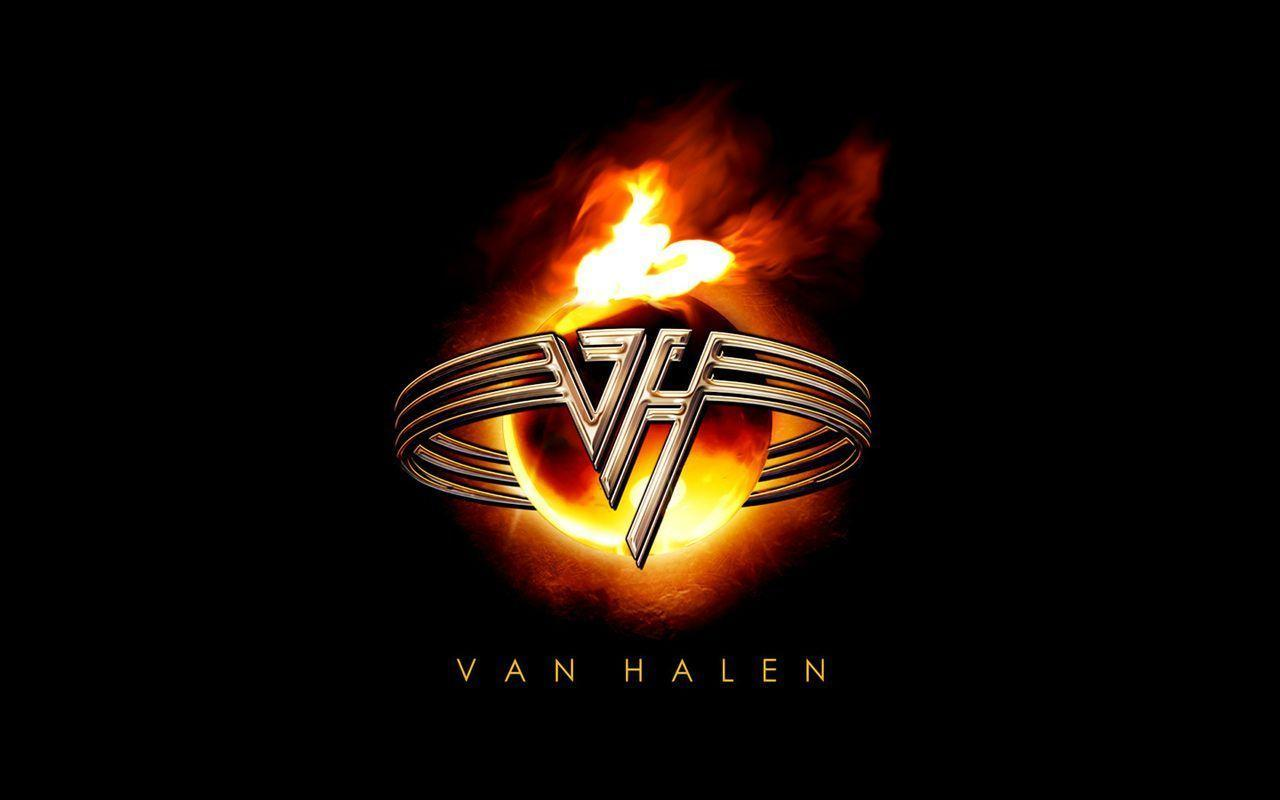 Widescreen Wallpapers > Music > Van Halen Logo