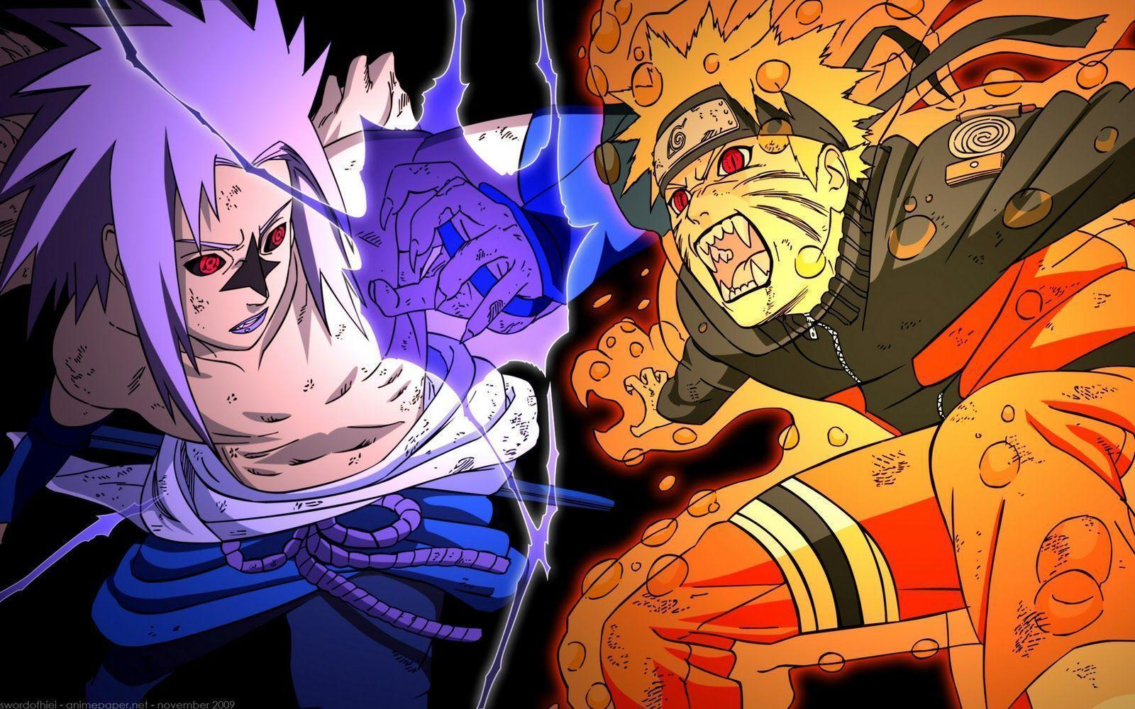 Wallpapers Naruto Shippuden ~ Wallpapers Desktop Cool