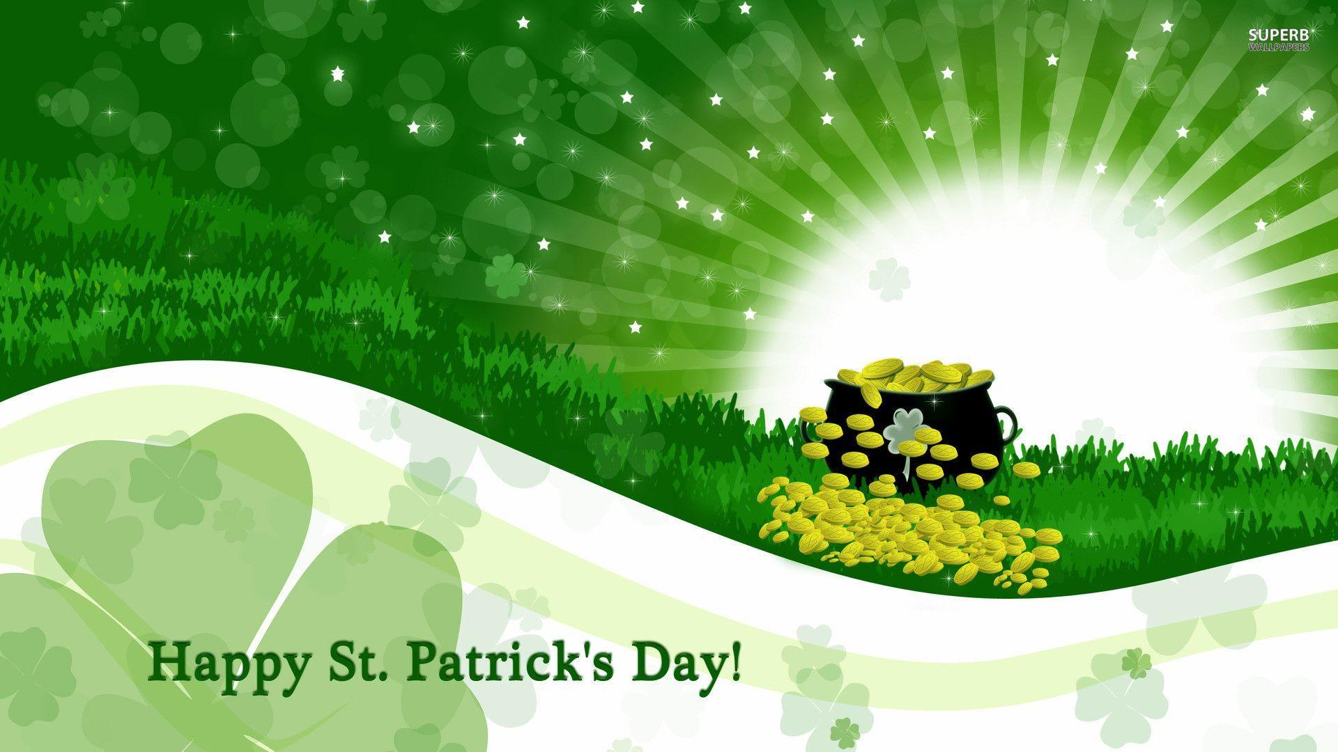 Happy Saint Patrick's Day! wallpaper - Holiday wallpapers - #