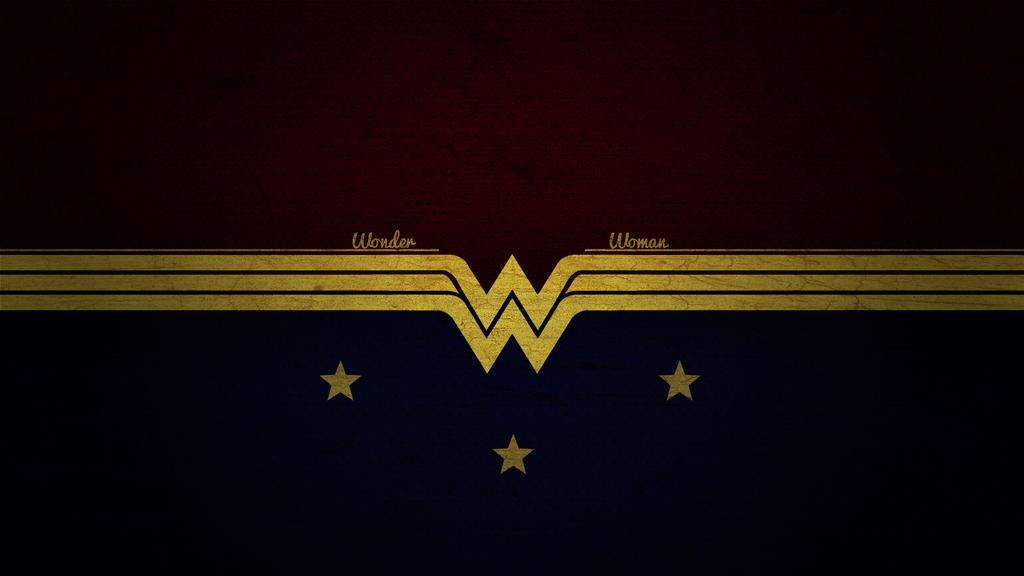 Wonder Woman Wallpapers: Wonder Woman Logo Wallpapers