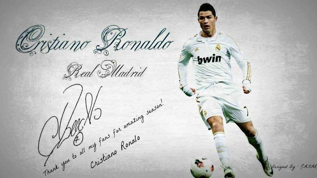 Cristiano Ronaldo HD Wallpaper 07 | hdwallpapers-