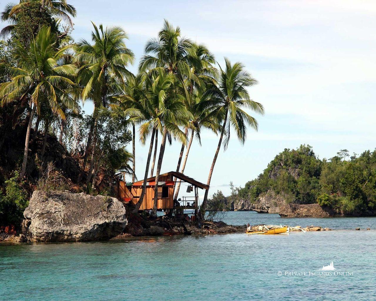 caribbean island postcard wallpaper - photo #42
