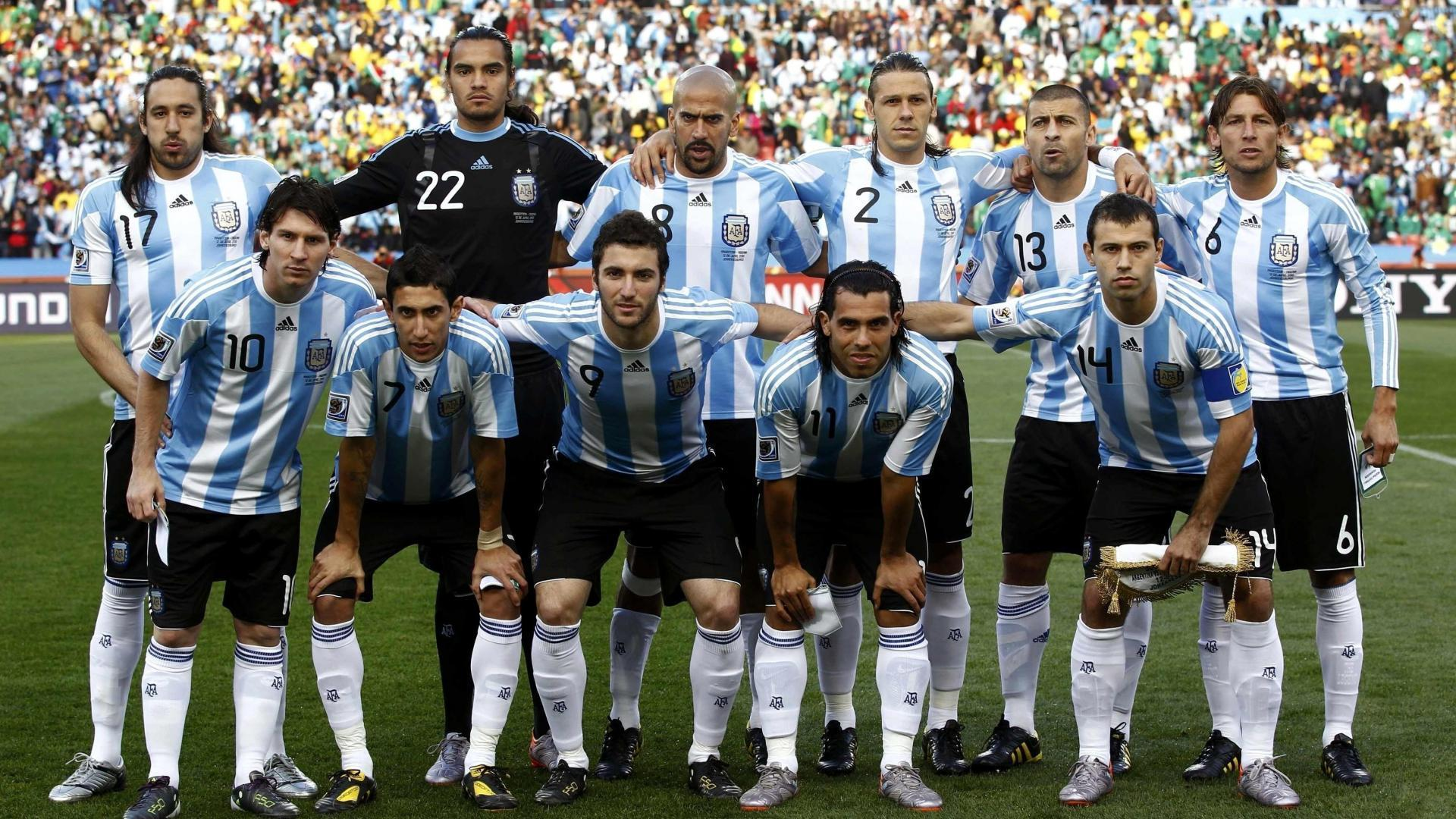 Argentina Football Images, Stock Photos Vectors Shutterstock Argentina football team group photo