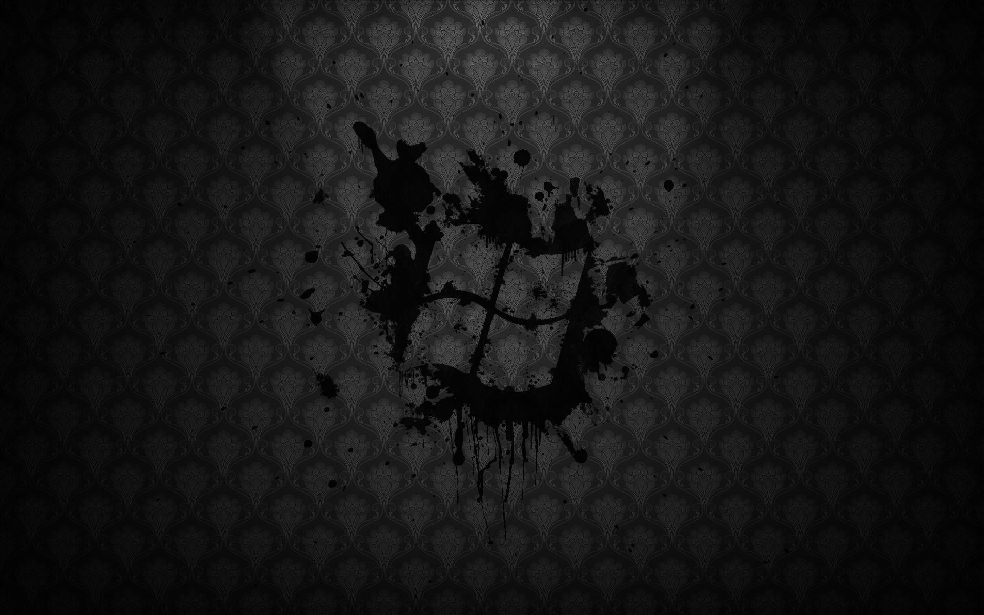 Black Windows Wallpapers