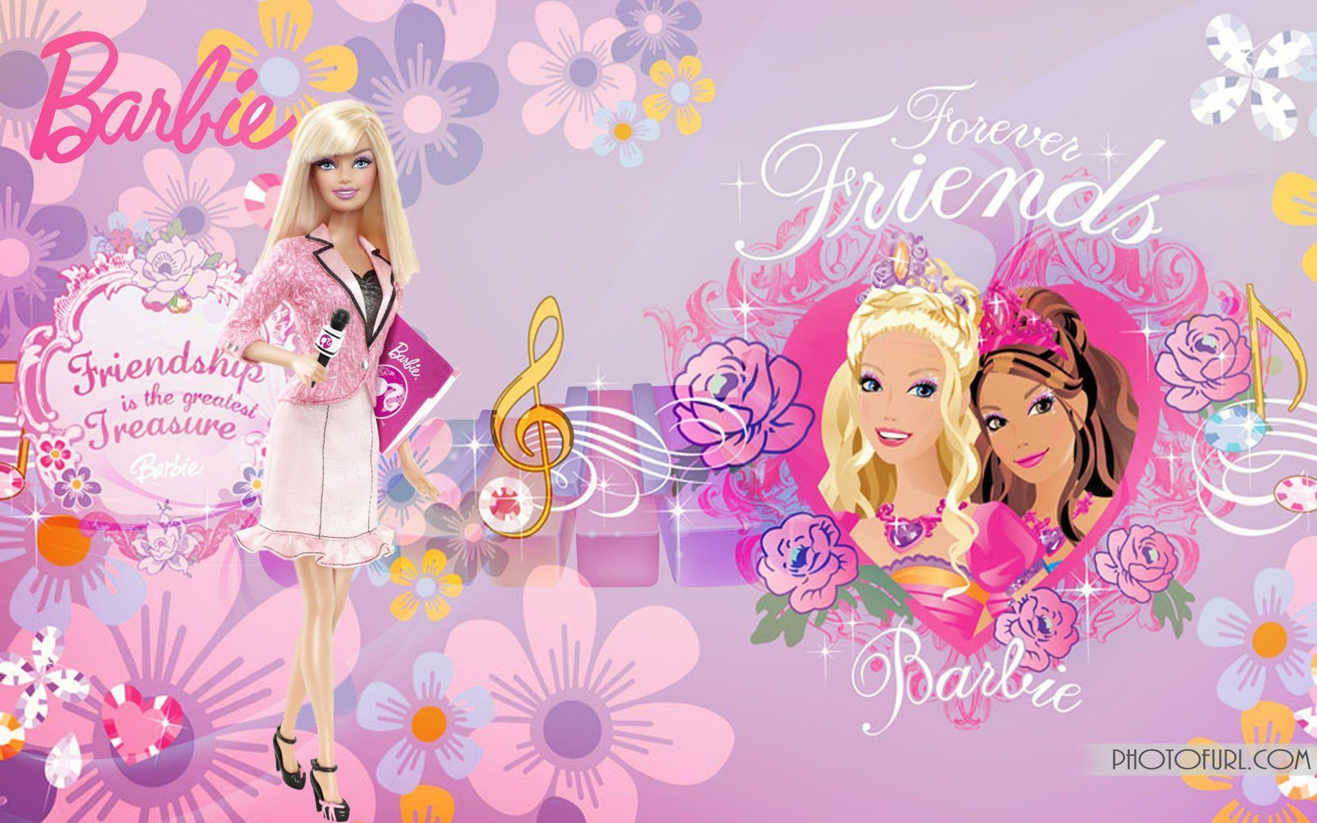 barbie wallpapers wallpaper cave