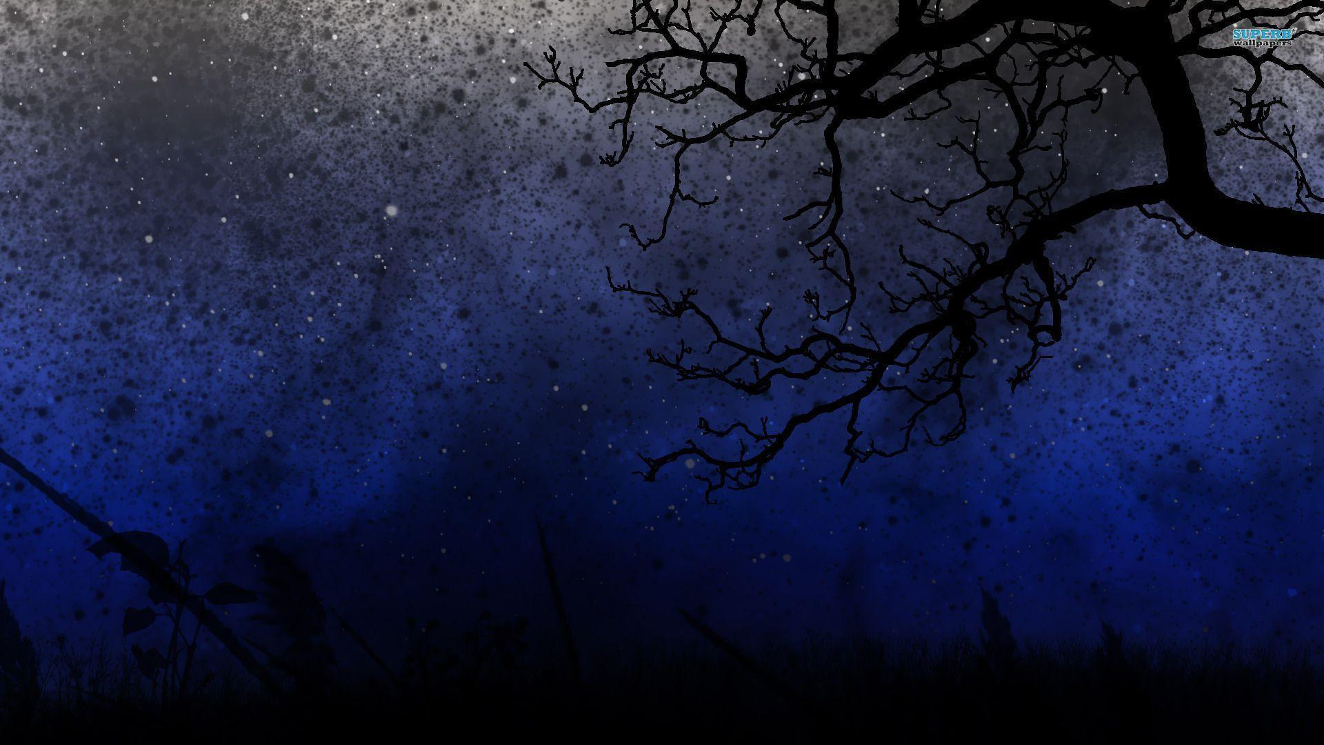 Starry Night Desktop Wallpapers - Wallpaper Cave