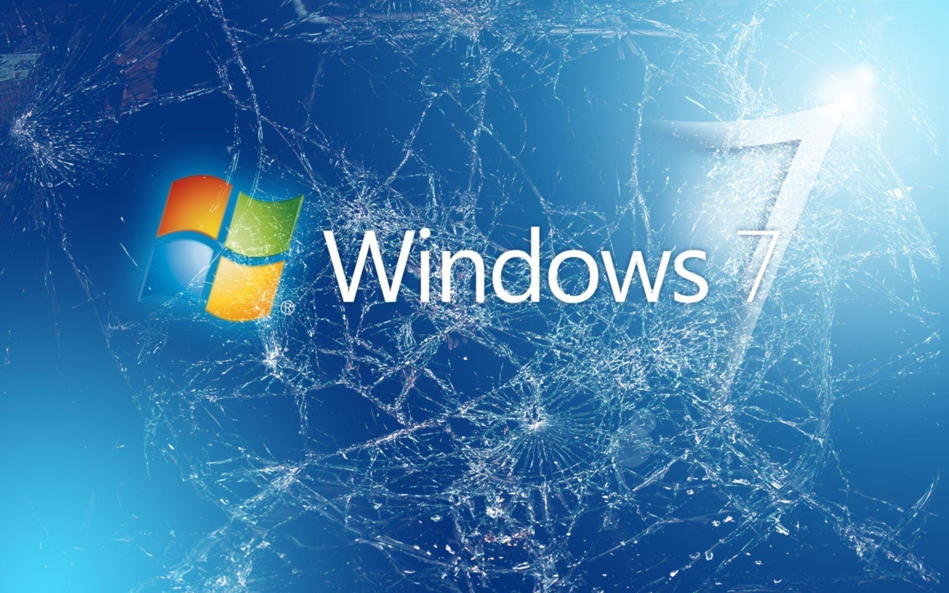 Windows Broken Wallpapers