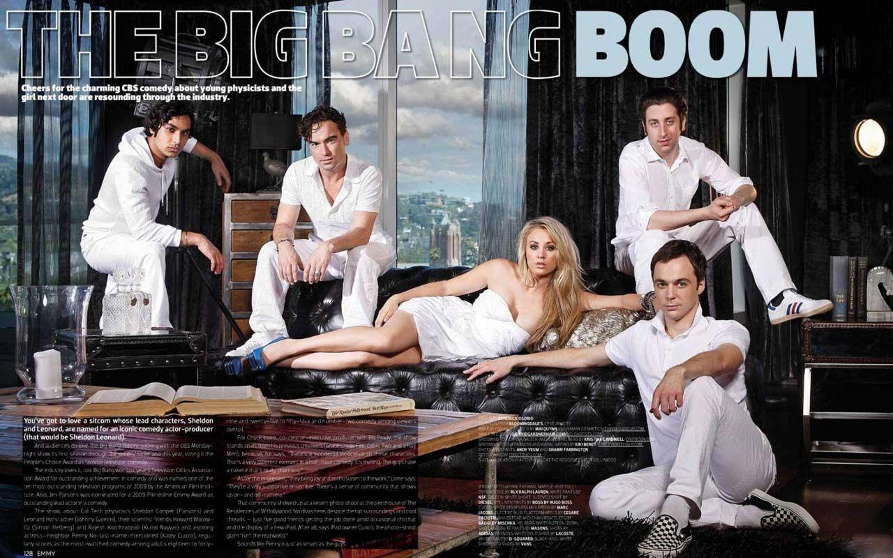 The Big Bang Theory HD Wallpapers - HD Wallpapers Inn