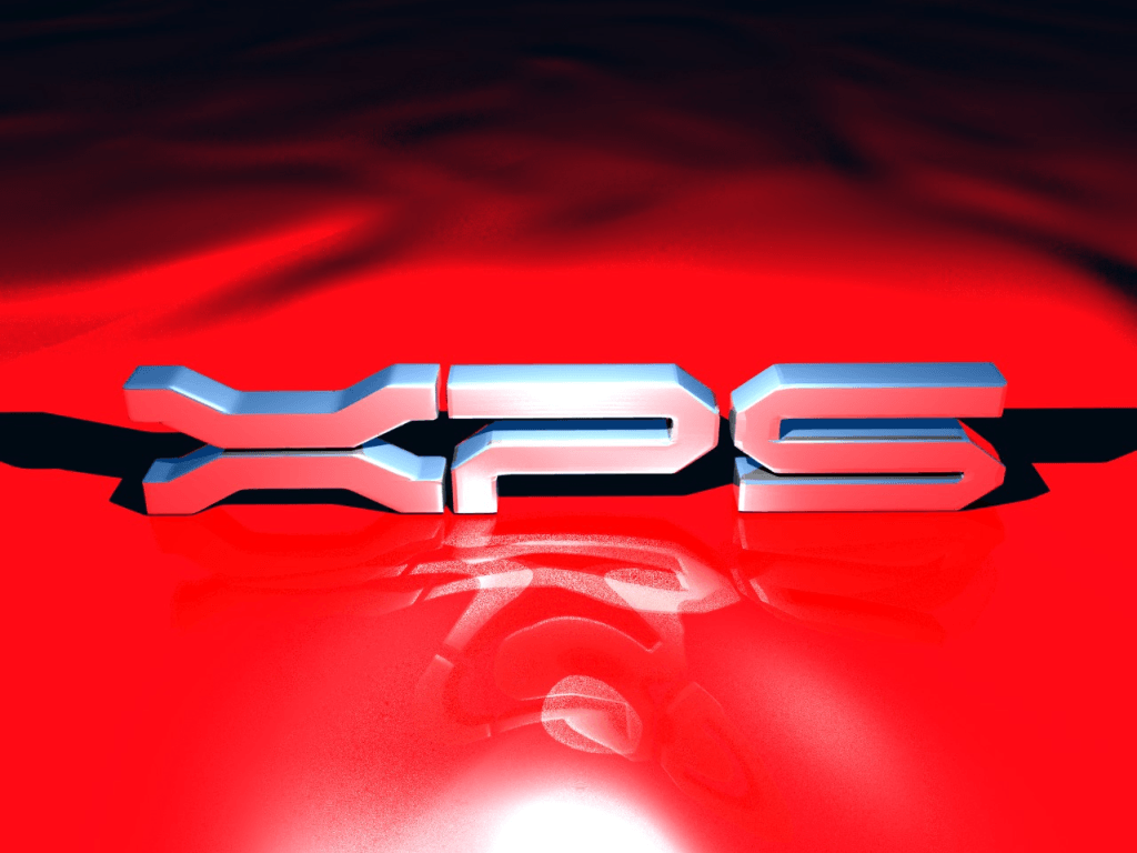 xps wallpapers red over waves by jaruworks