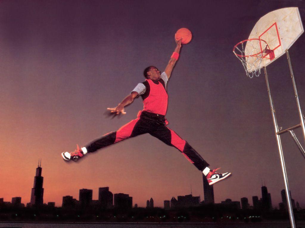 Michael Jordan Logo Wallpapers