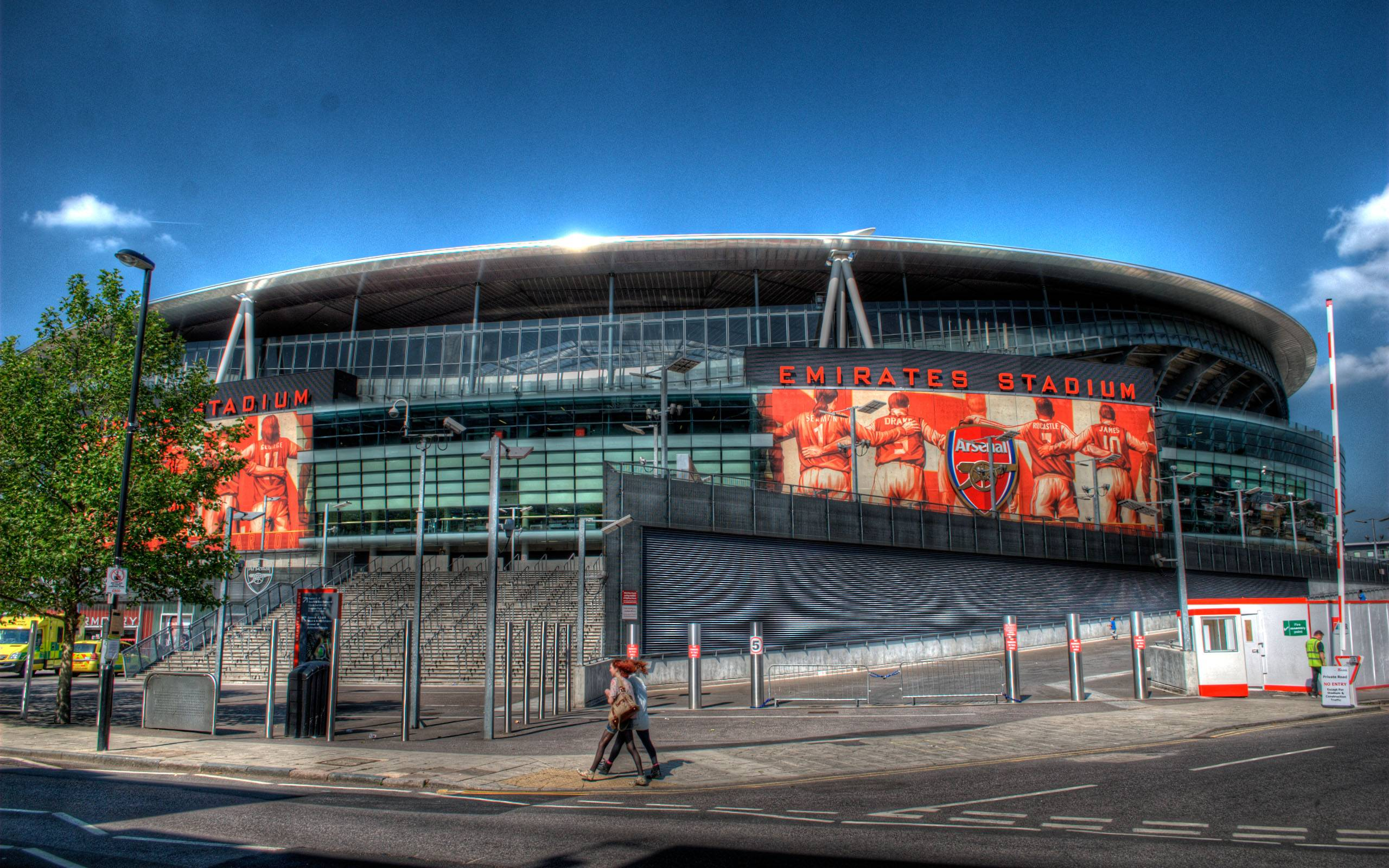 Emirates Stadium Wallpapers Wallpaper Cave