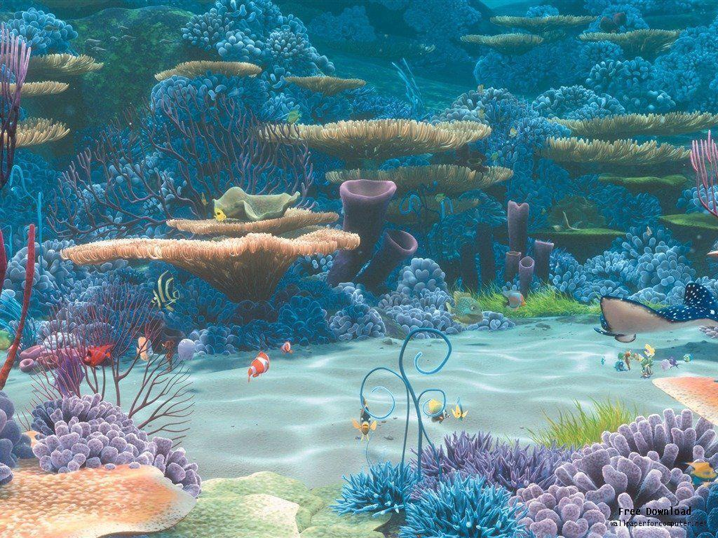 Pix For > Finding Nemo Wallpapers Hd