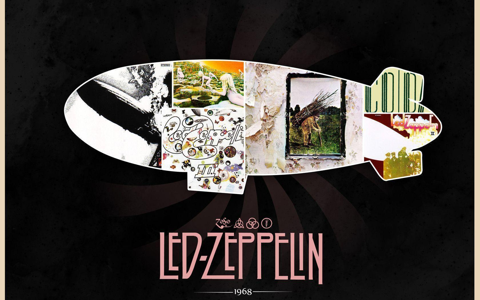 Led Zeppelin Wallpapers, Backgrounds