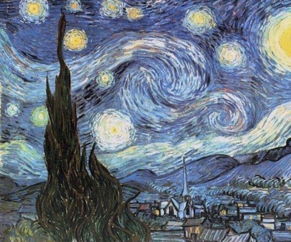 Van Gogh Wallpaper: Van Gogh Desktop Wallpapers