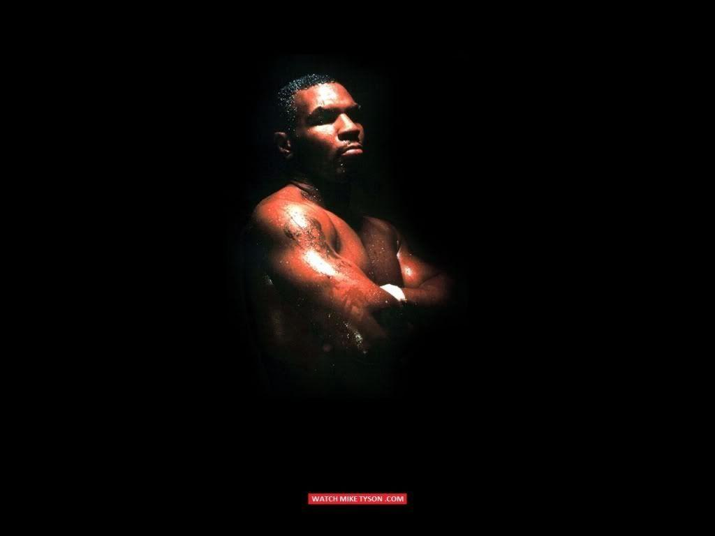 Gadgets Info Available: Wallpaper Mike Tyson