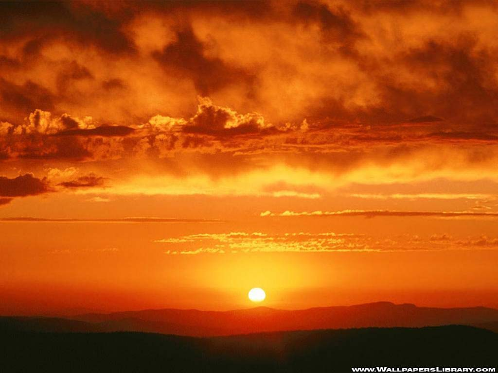 Sunset Wallpaper 31 Backgrounds | Wallruru.