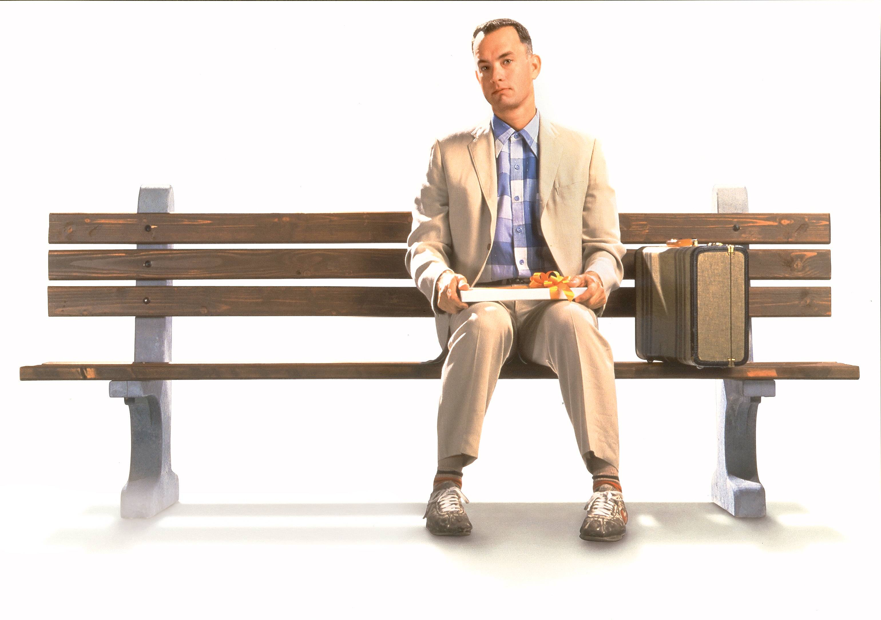 Image result for forrest gump poster