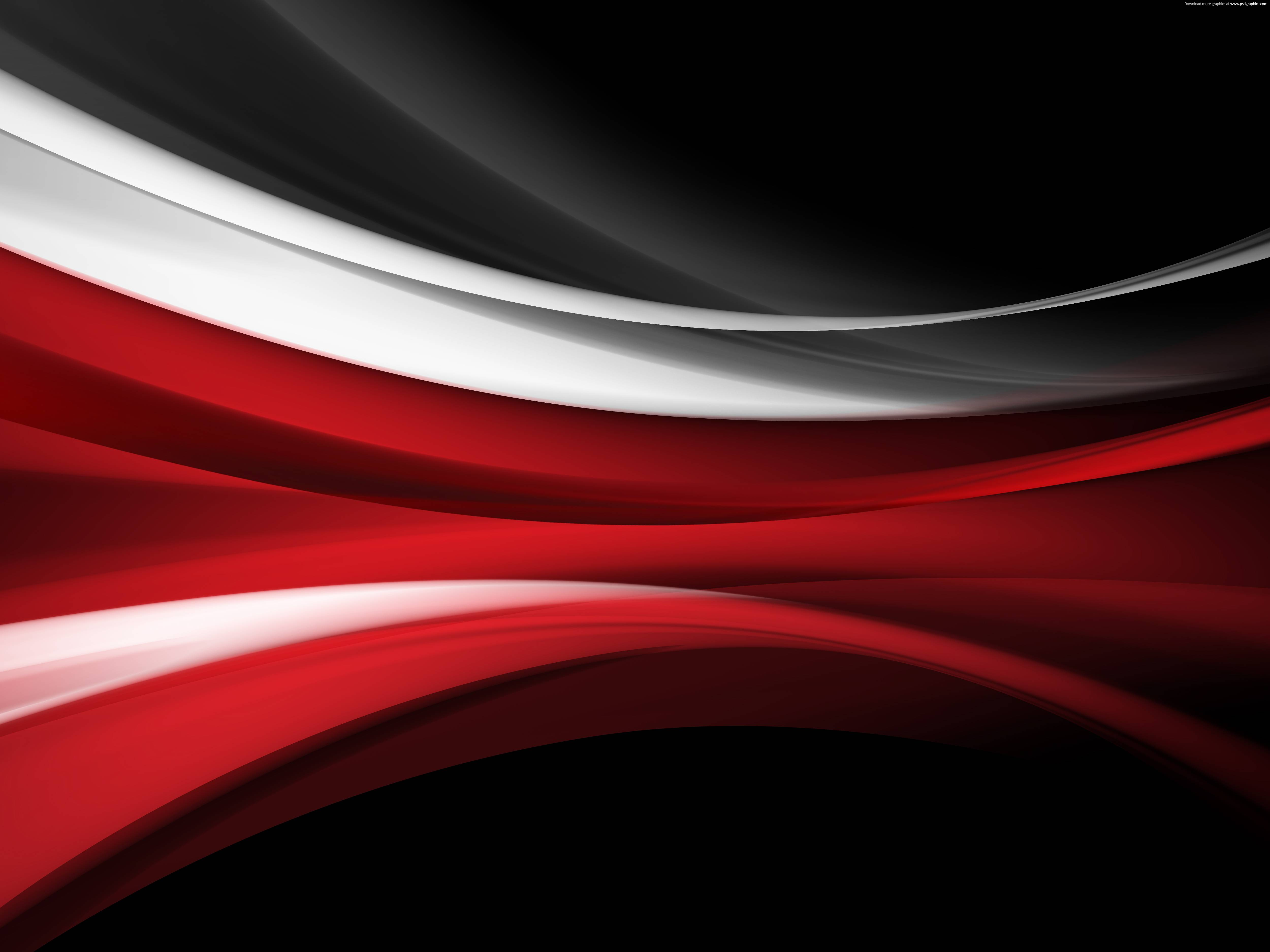Red and black flow backgrounds