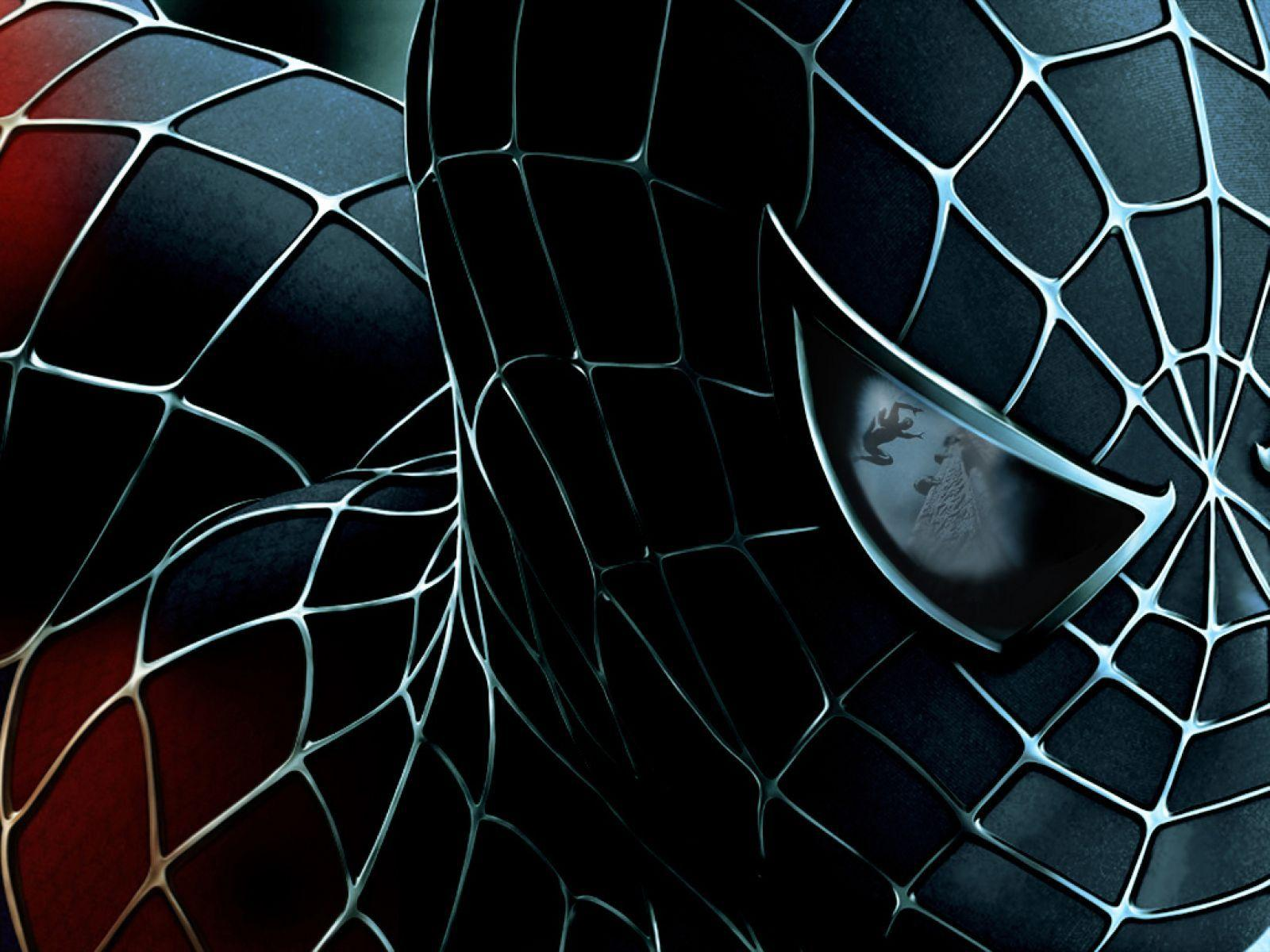 spiderman 3 black spiderman wallpaper 16884 hd wallpapers in