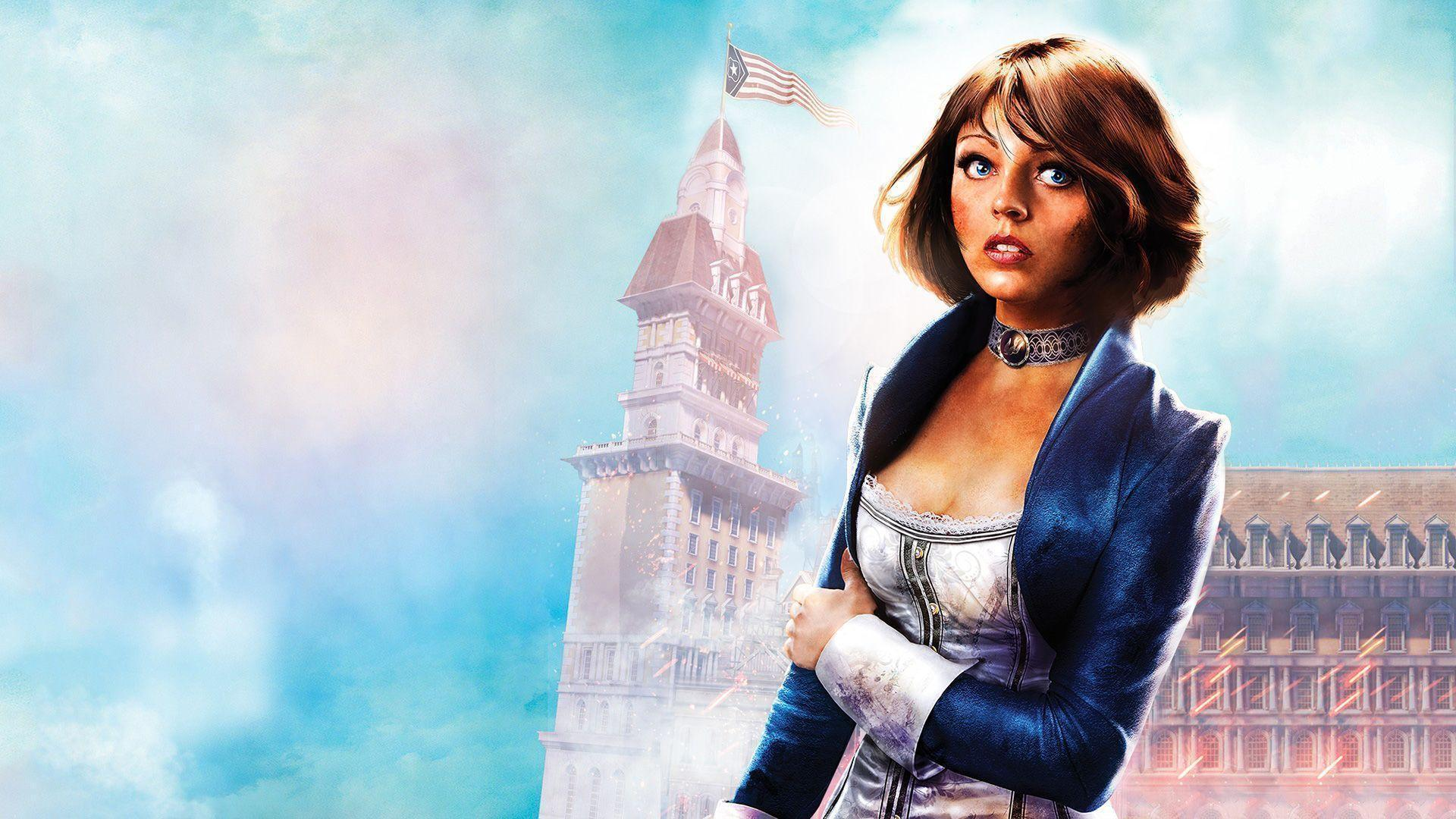 Wallpapers For > Bioshock Infinite Wallpapers 1600x900