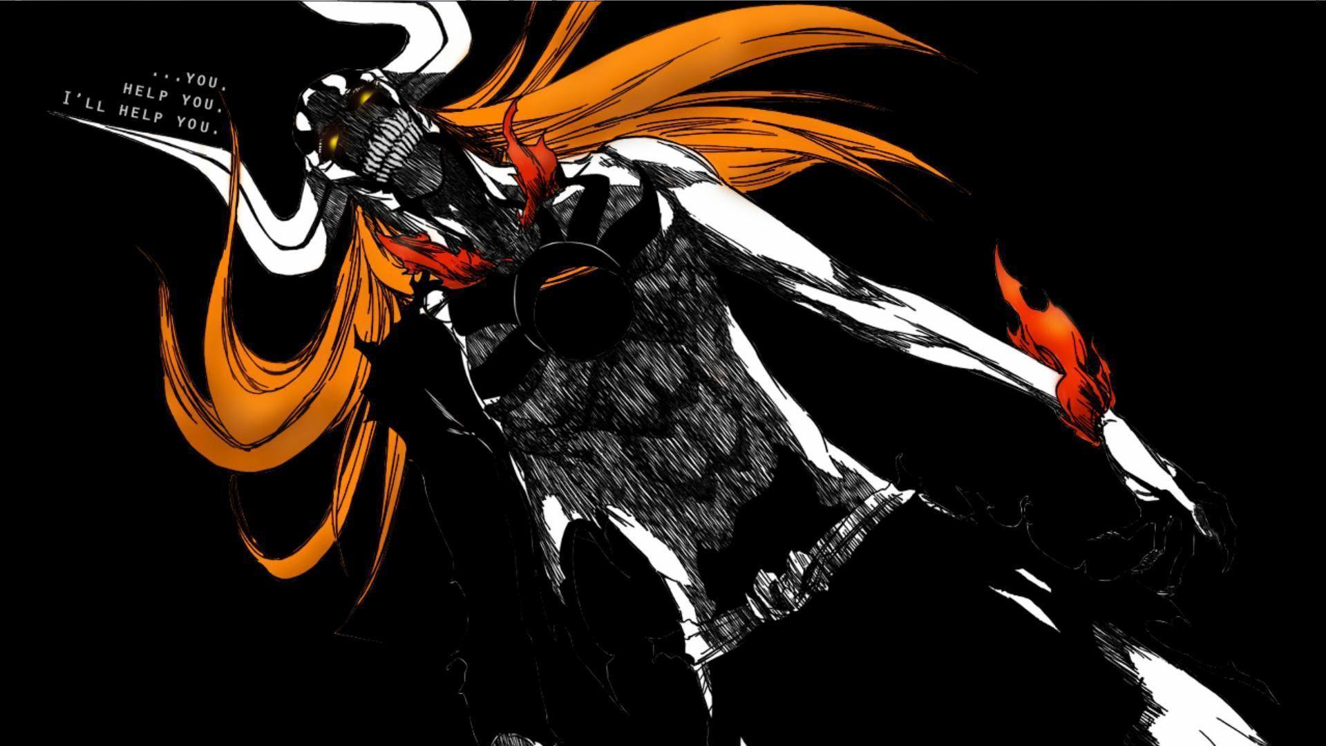 bleach ichigo hollow wallpaper - photo #26