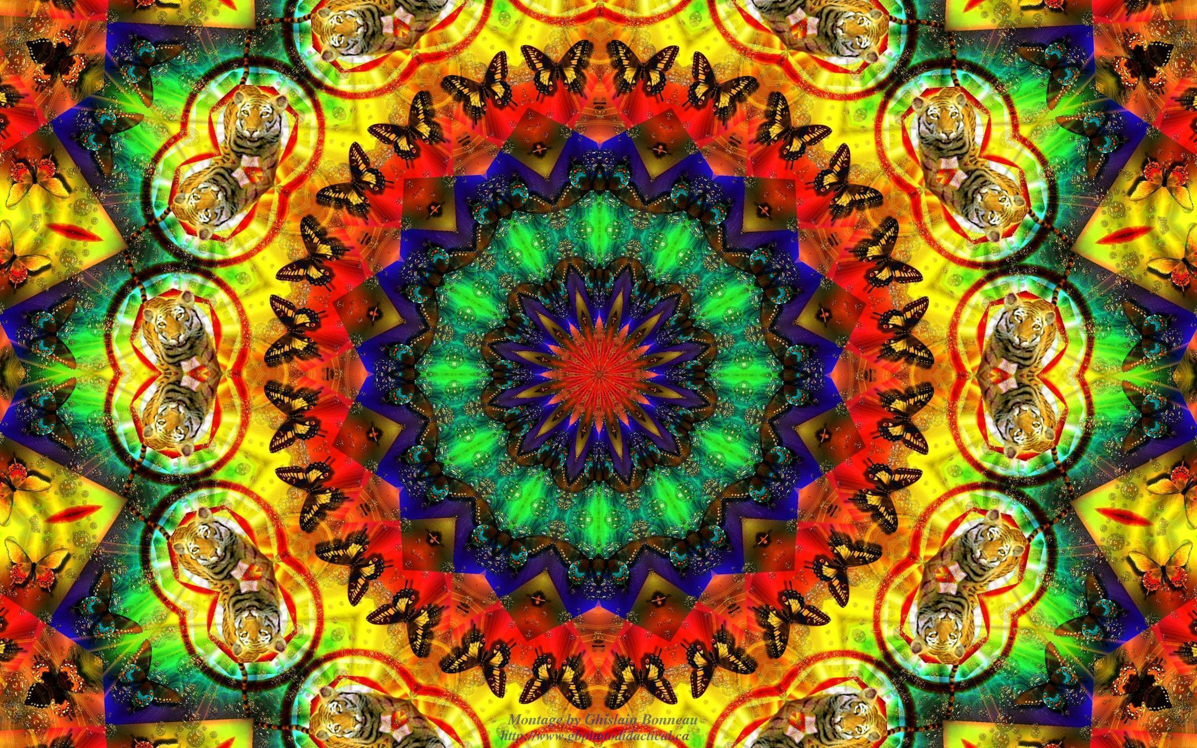 wallpapers hippie mandala - photo #34