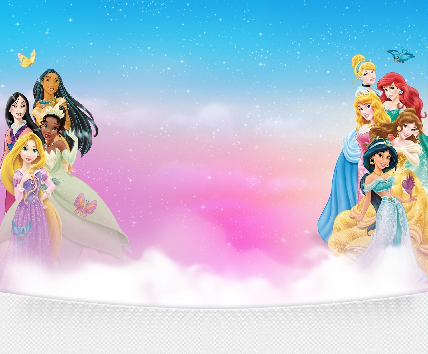 princesses hd wallpapers free - photo #6
