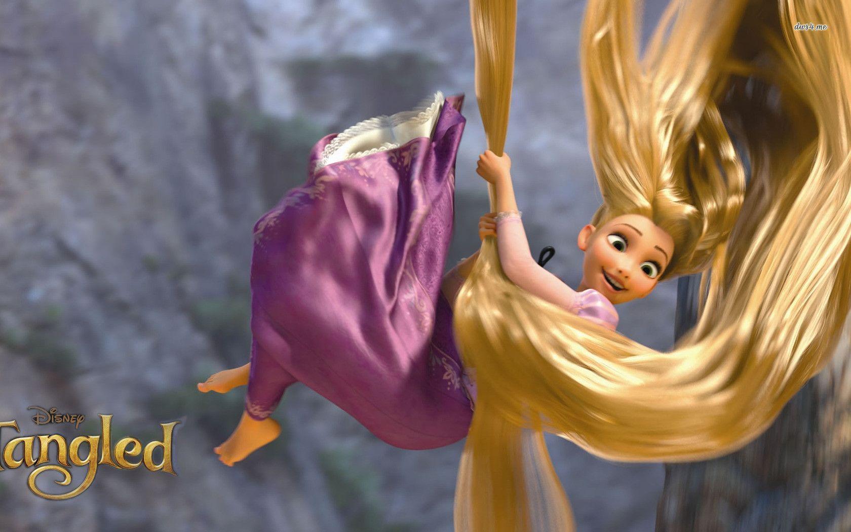 Rapunzel wallpaper - Cartoon wallpapers - #