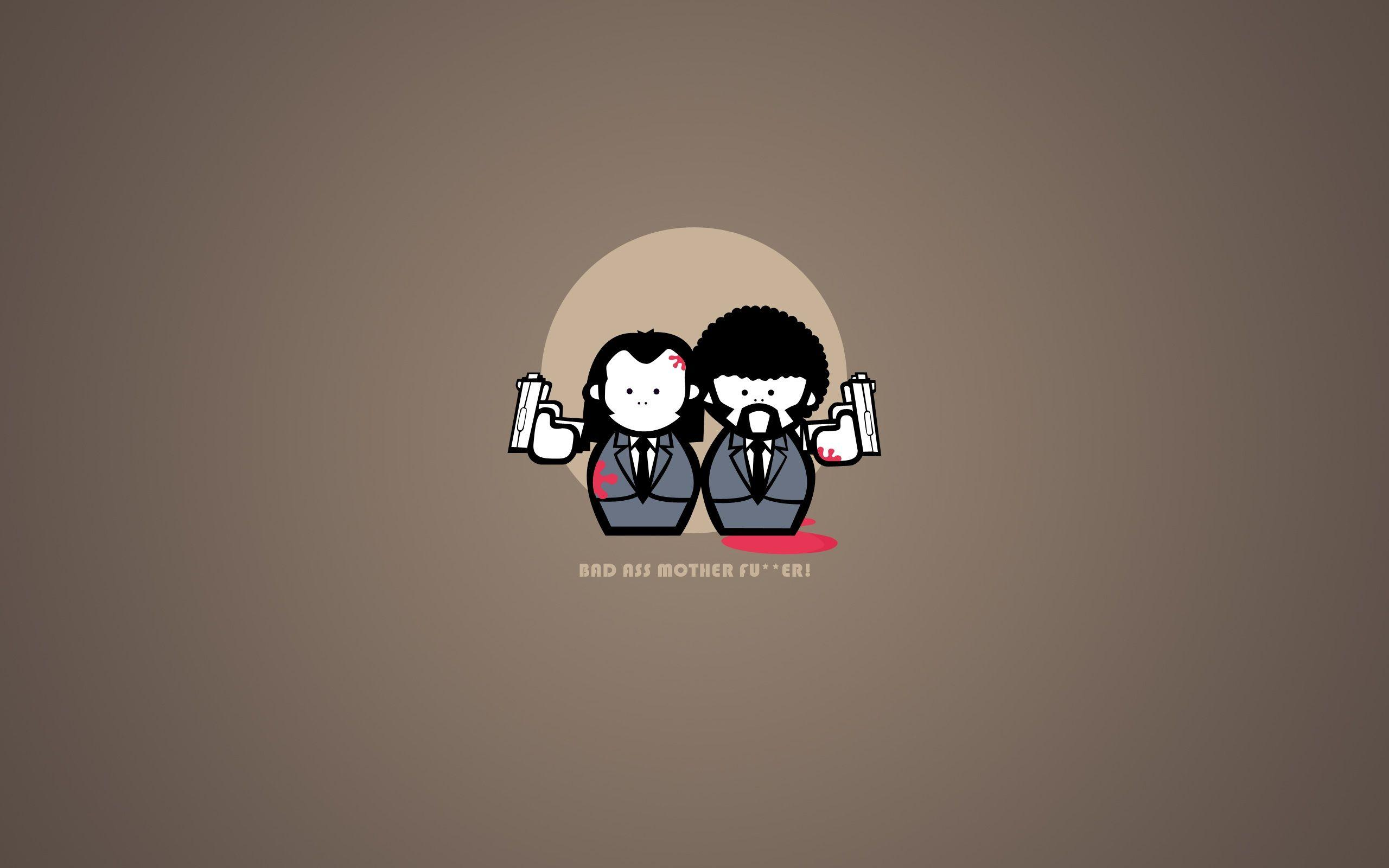 Bible Verse And Image Pulp Fiction Wallpaper: Pulp Fiction Backgrounds