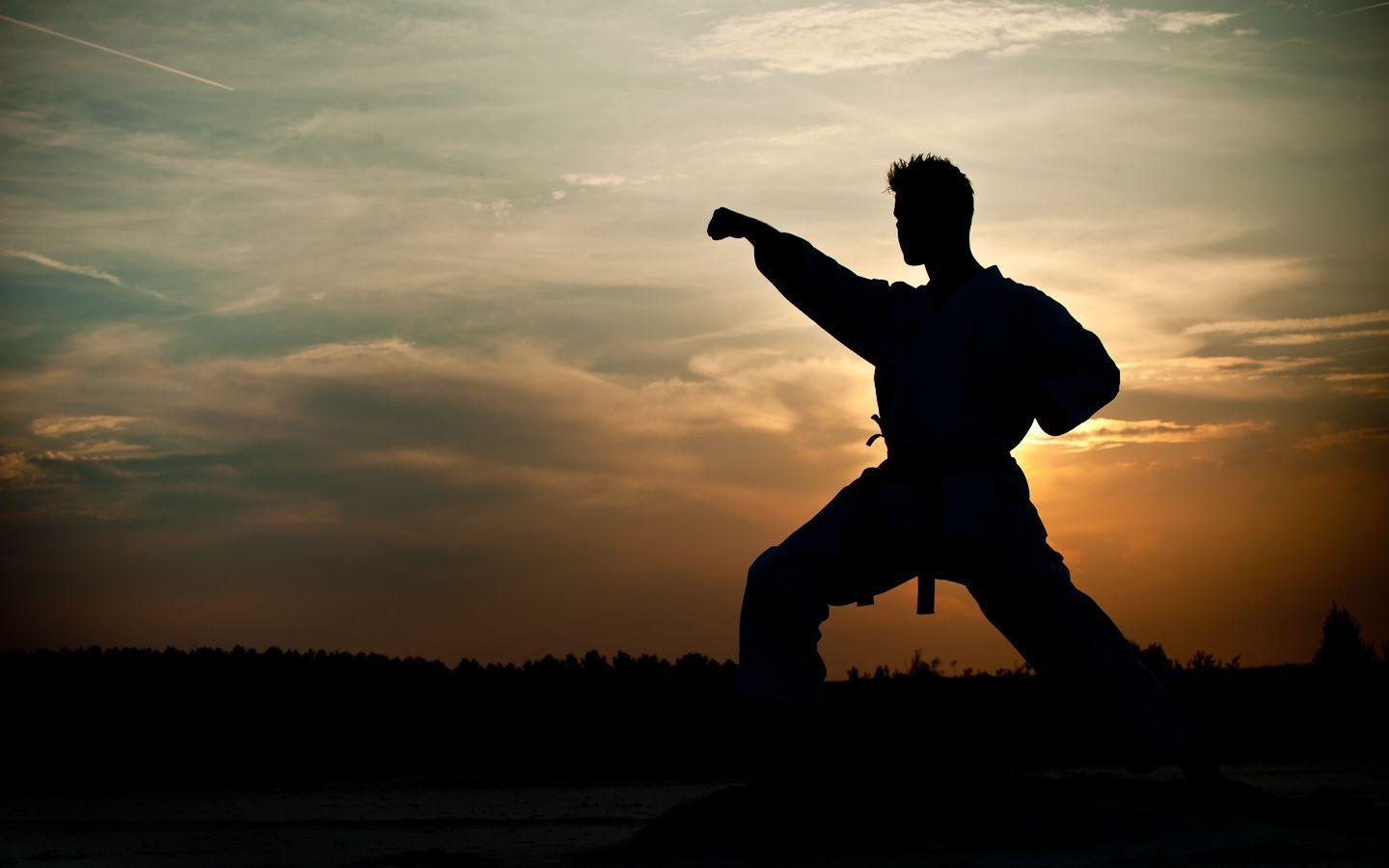 Karate Wallpapers Wallpaper Cave