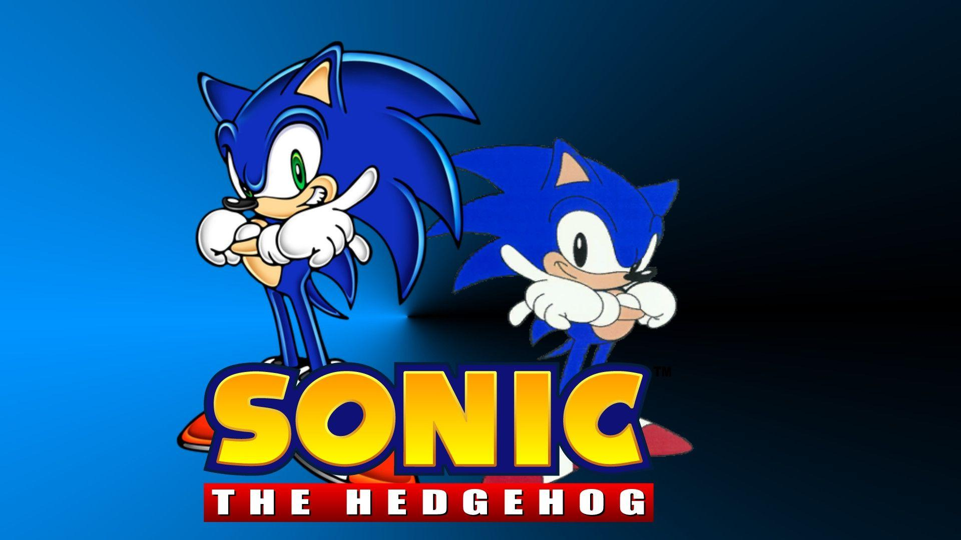 Sonic the hedgehog wallpapers by BlueSpeed360