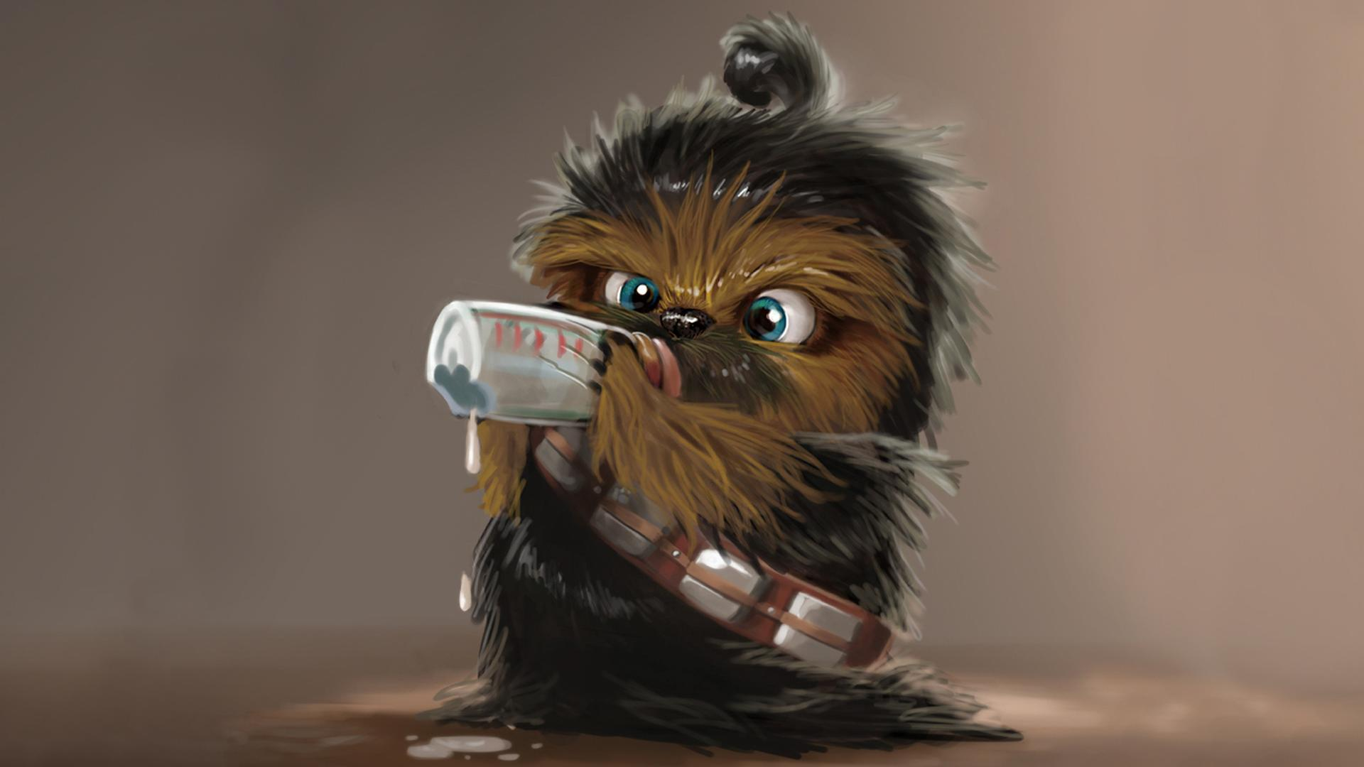star wars chewbacca wallpaper - photo #8