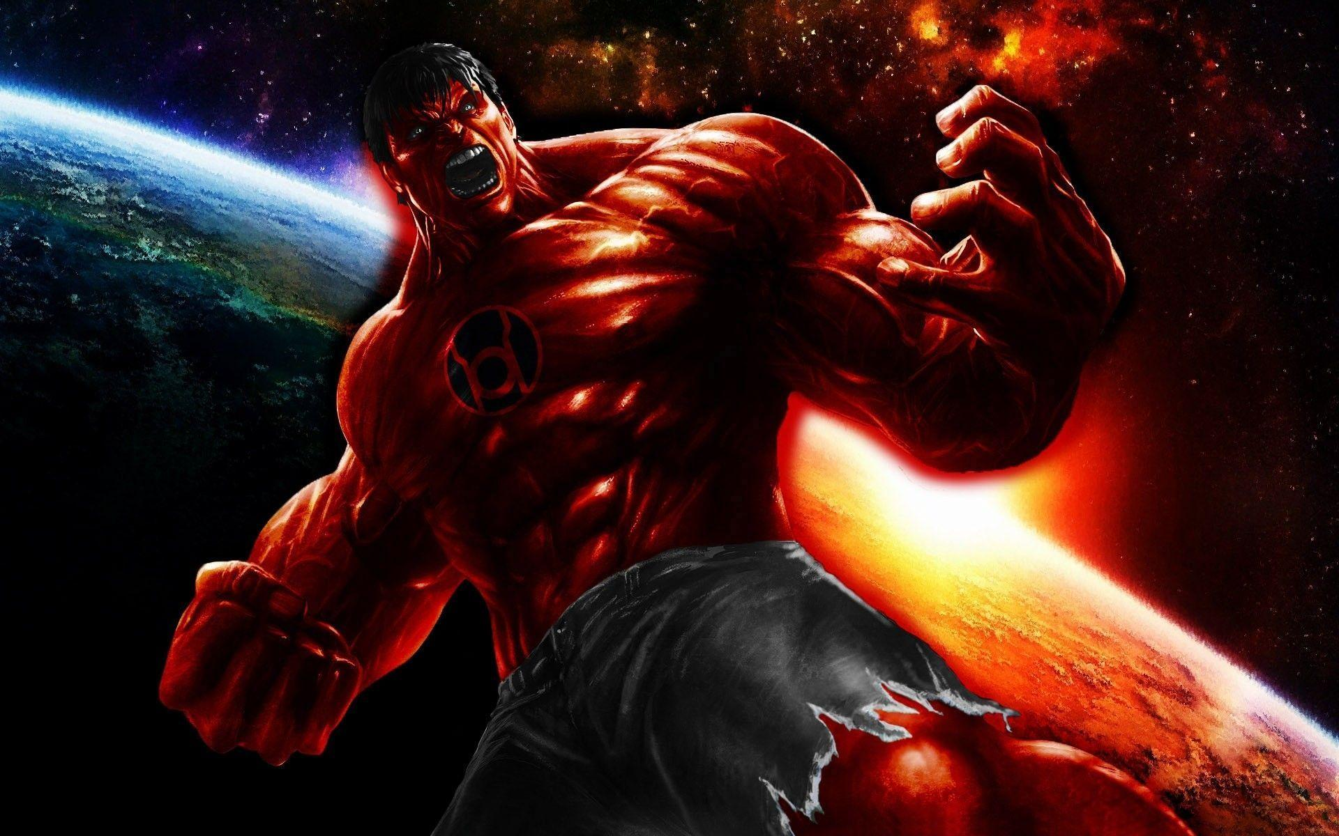 Red hulk wallpapers wallpaper cave - Pictures of red hulk ...