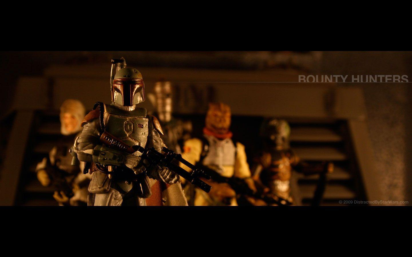 Star Wars Bounty Hunter Wallpapers Wallpaper Cave