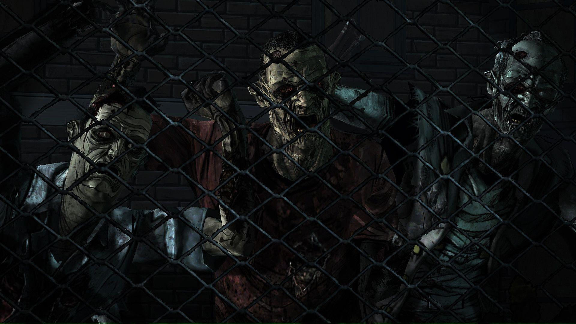 Walking Dead: The Game' Review - A Dark Zombie Tale (Review ...