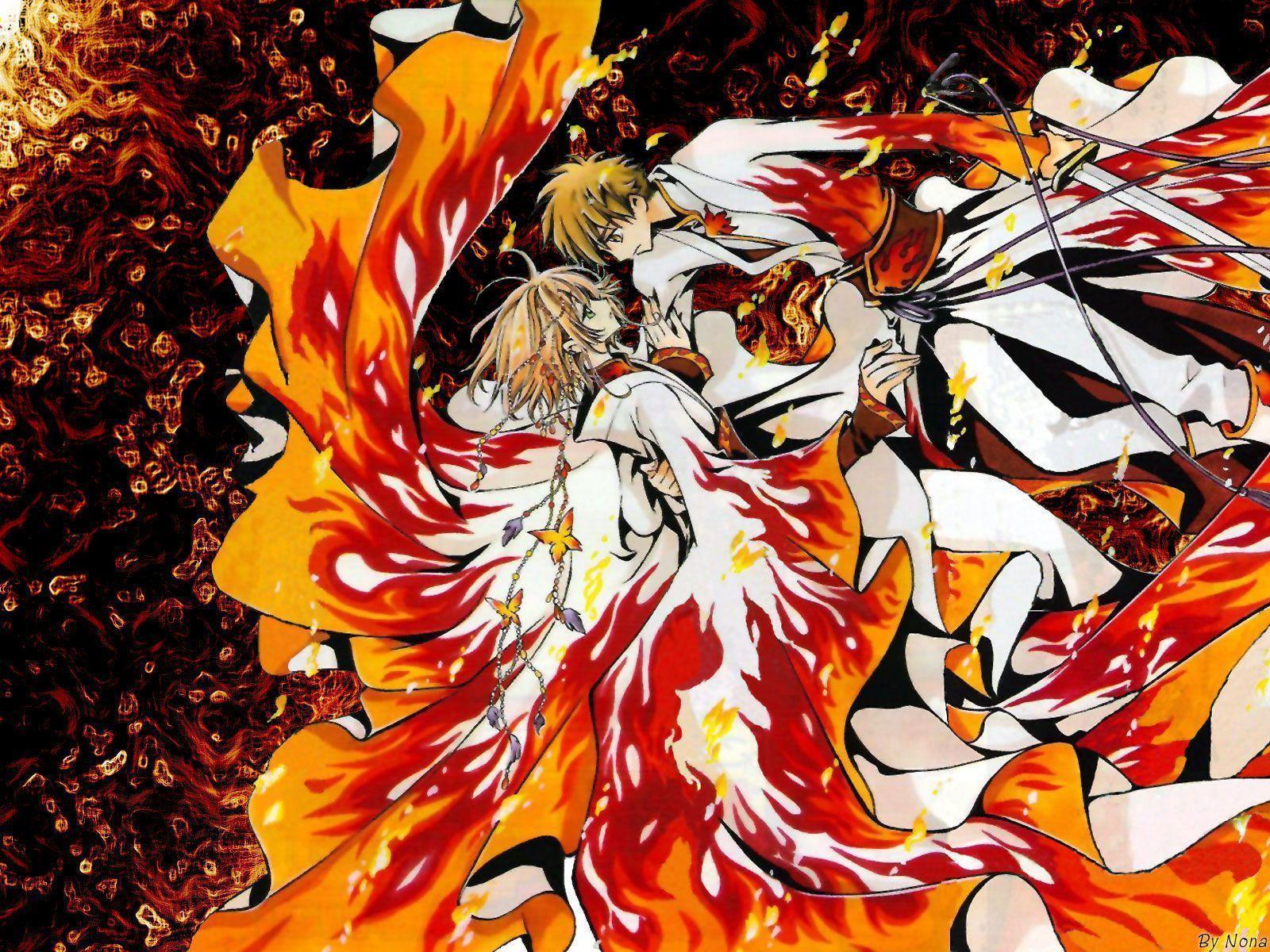Tsubasa Reservoir Chronicle Wallpaper: A New Journey Begins - Minitokyo