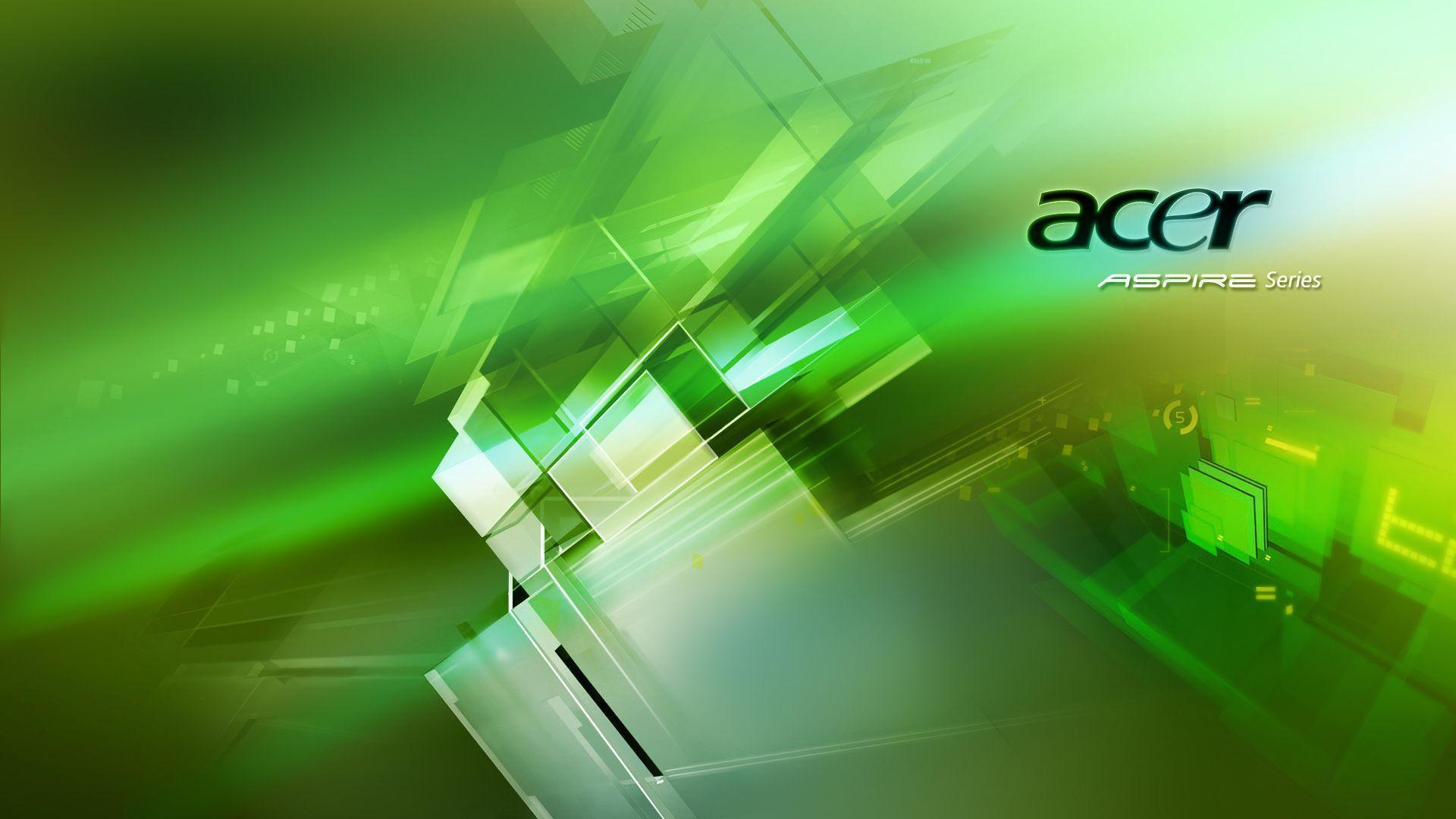 Image For > Acer Wallpapers Green