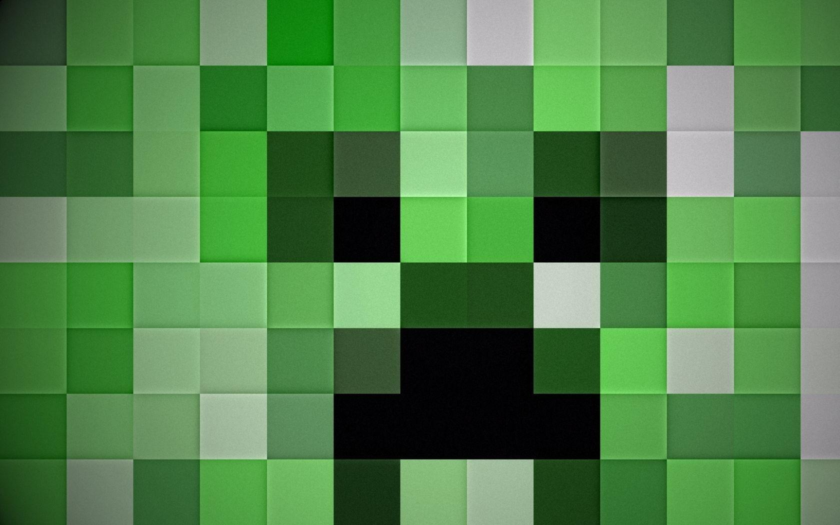 Wallpapers For > Minecraft Creeper Wallpaper 1920x1080