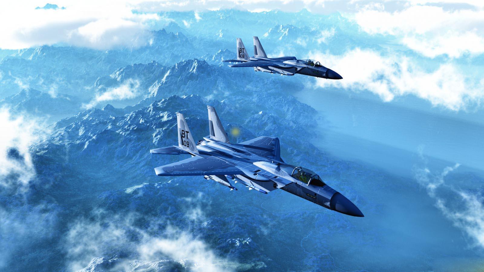 Fighter Jet Desktop Wallpapers - Wallpaper Cave