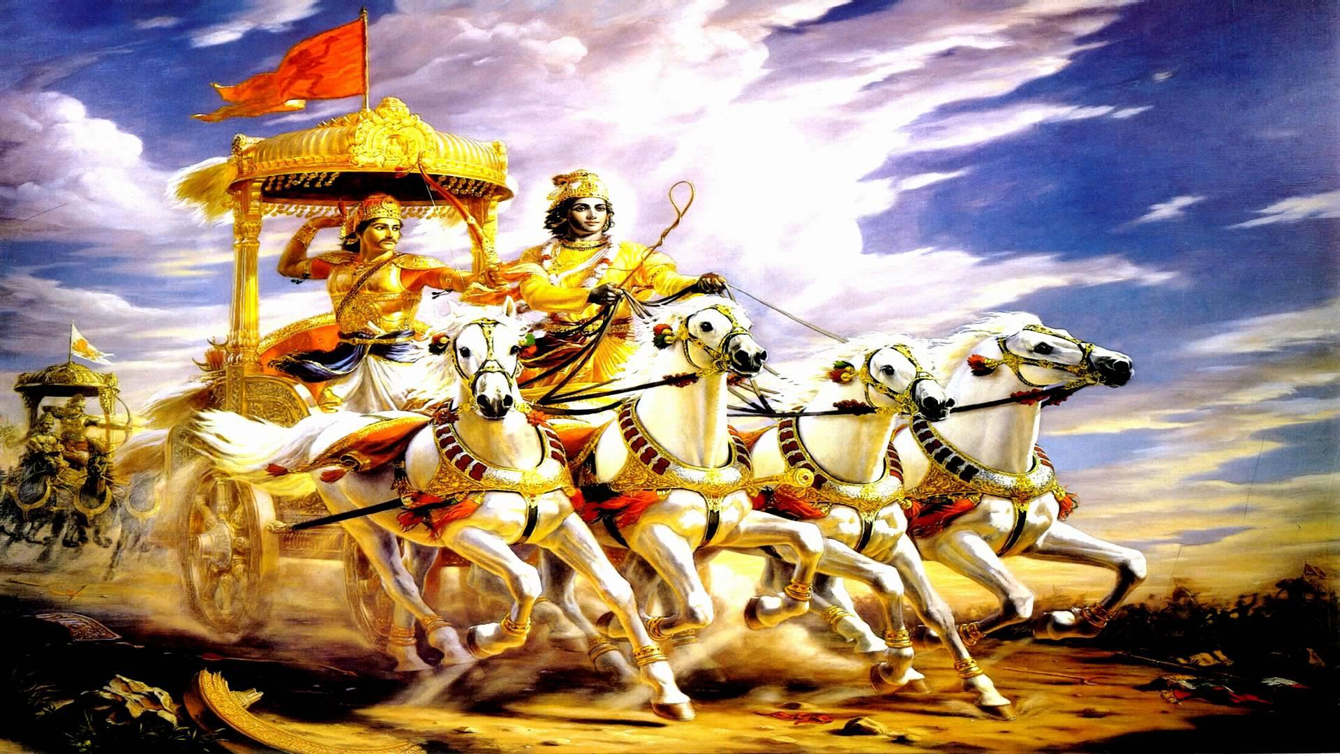 Summary of Bhagavad Gita — 700 verse scripture of Hindu Epic ...