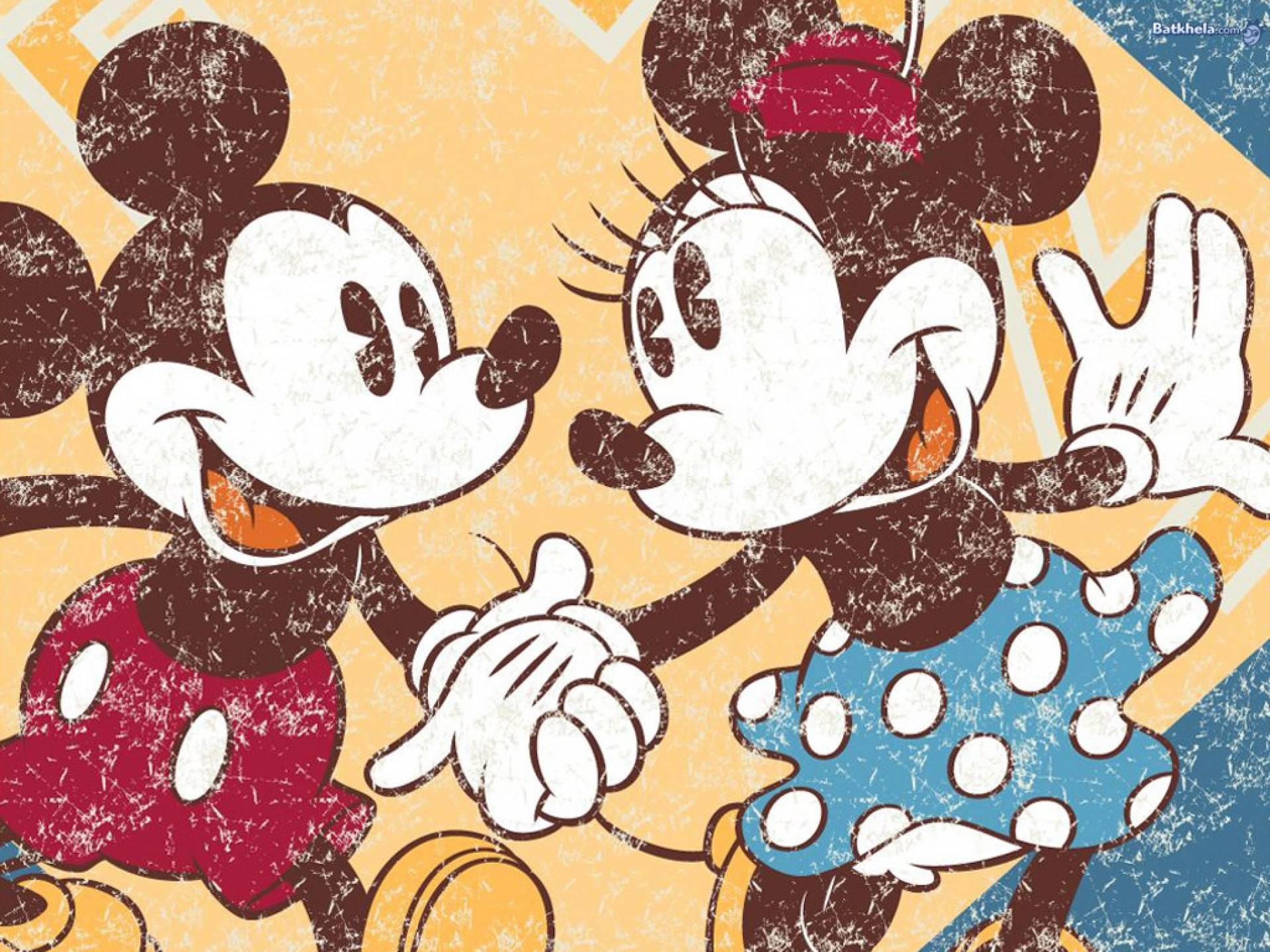 outstanding minnie wallpaper mickey - photo #24