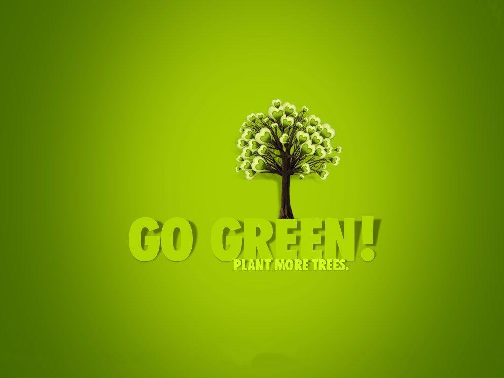 Go green wallpapers wallpaper cave - Tell tree dying order save ...