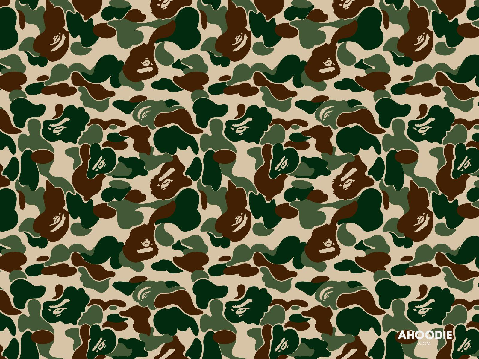 Cool Camo Wallpapers Wallpaper Cave