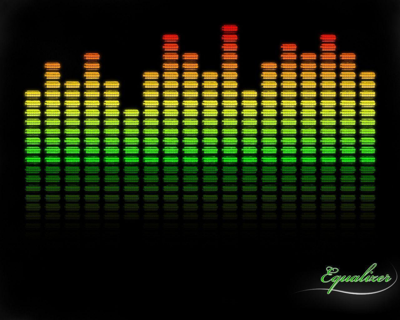 Pin Equalizer Bars Wallpaper 1920x1080 Colorful on Pinterest