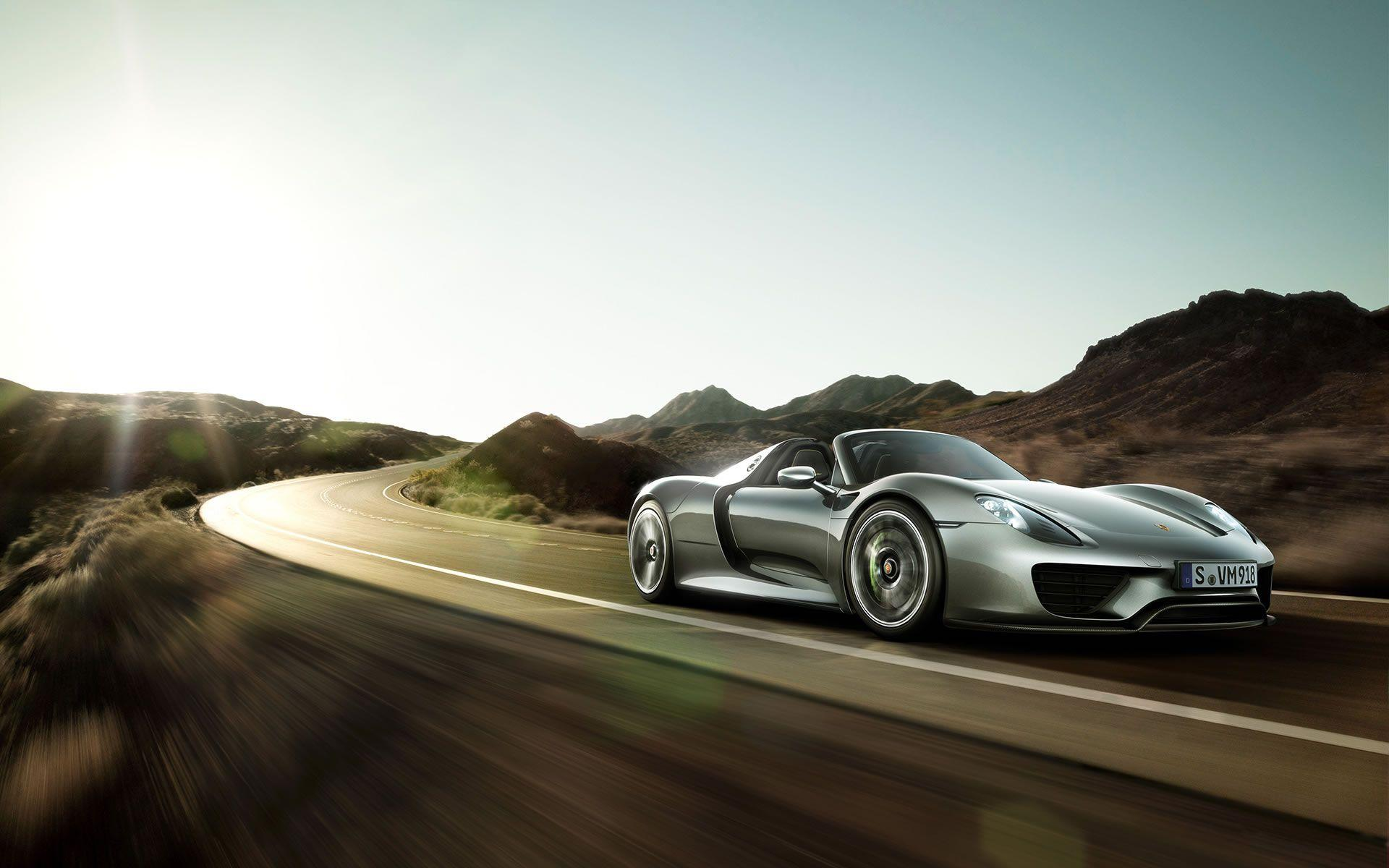 Porsche 918 Wallpaper 1920x1200 High Definition
